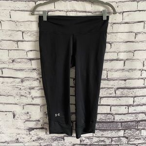Under Armour Women's Fly-By Compression Capri